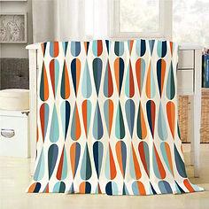 Drop Shapes Throw Blanket.jpg