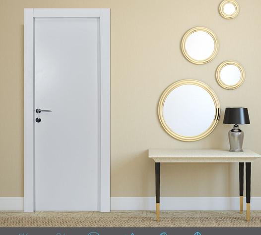 דלת חלק