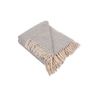 Transitional Style Throw