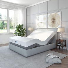 Adjustable Comfort Bed Base, with 10-Inc