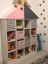חדר ילדים - אחסון