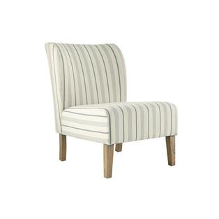 Coastal Style Triptis Accent Chair