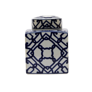 New Traditional Style Ceramic Ginger Jar