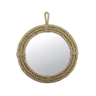 Coastal Rope Mirror