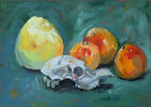 Haunted citrus