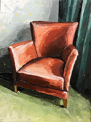 Stately chair