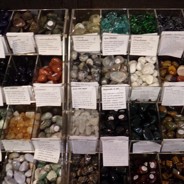 Assorted Crystals