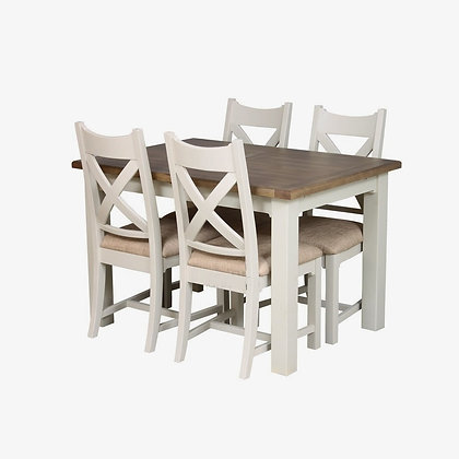 Armadale 5 Piece Dining Suite - Extension