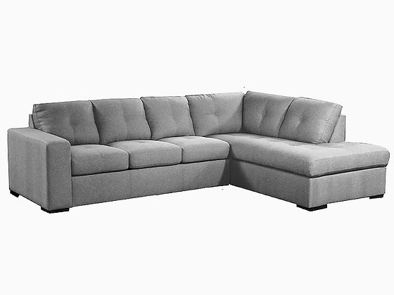 Crystal Corner Suite + Sofa Bed