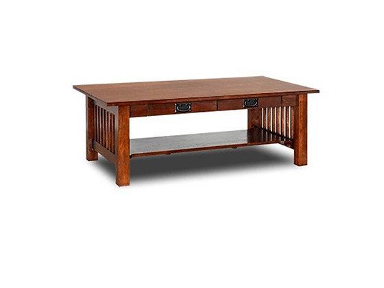 Sherwood Coffee Table Solid Oak