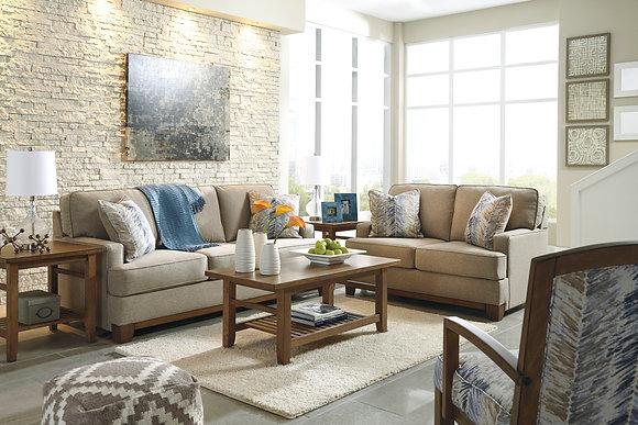 Hillsway Sofa Set - 3*2