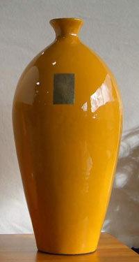 Large Glazed Urns