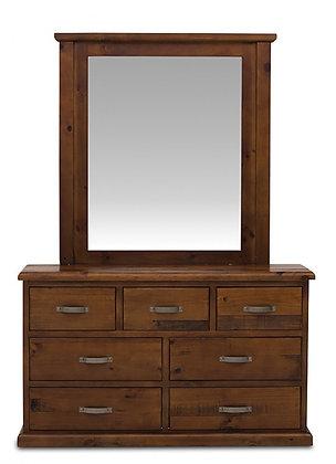 Settler Dresser with Mirror