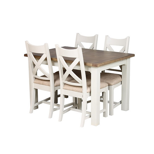 Armadale 5 Piece Dining Suite - Extension