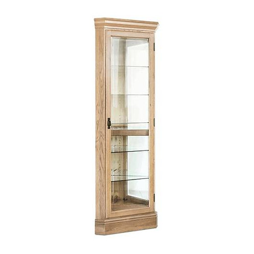 Sherwood  Corner  Display Cabinet