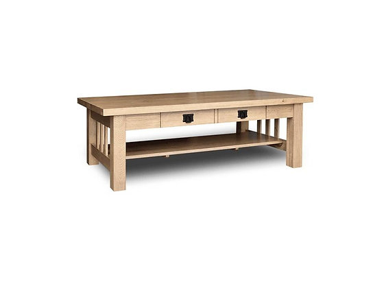 Sherwood Coffee Table Solid Oak