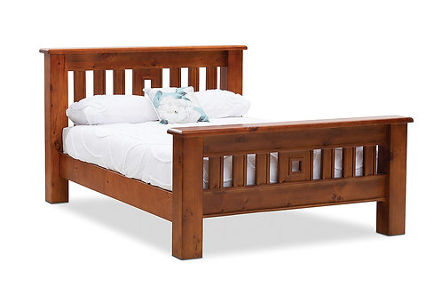 Settler King Bed Frame