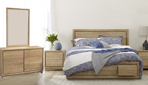 Tempo 4PC Queen Dresser Package