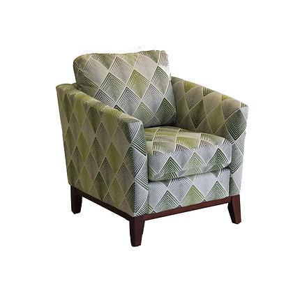 Rosa Accent Chair (Wild Kiwi)