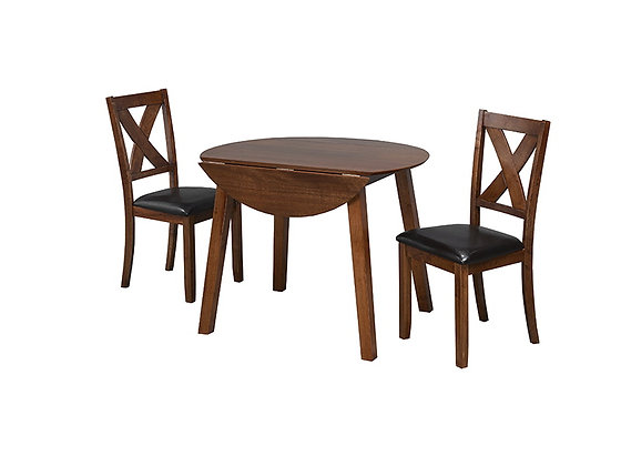 Ashley 3 Piece Dining Set