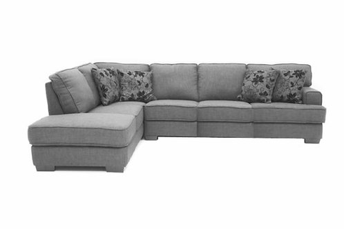 Shale Corner Sofa with LHF Chaise