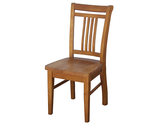 Roy Dining Chair with Tapered Legs