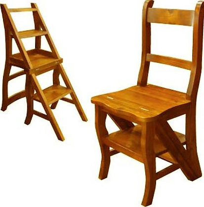 Library Step Ladder Chair