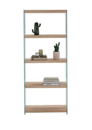 Kobi Display Unit/Bookcase - 5 Tier