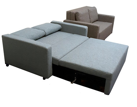 Luxury 2 Seater + Sofa Bed