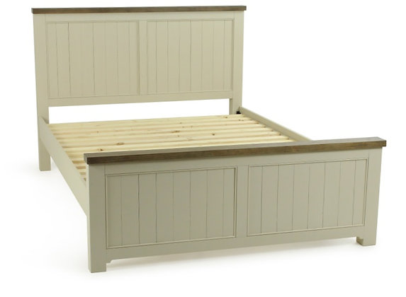 Armadale Panel Queen Bed Frame