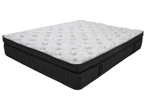 Lincoln Queen Mattress - Plush