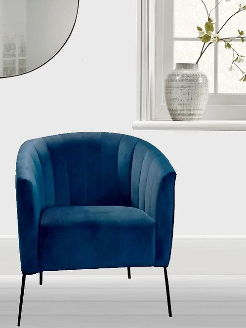 Tub Chair - Velvet