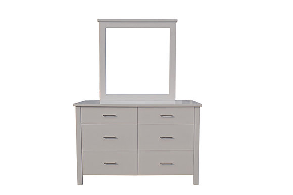 Tina Dresser - 6 Drawer