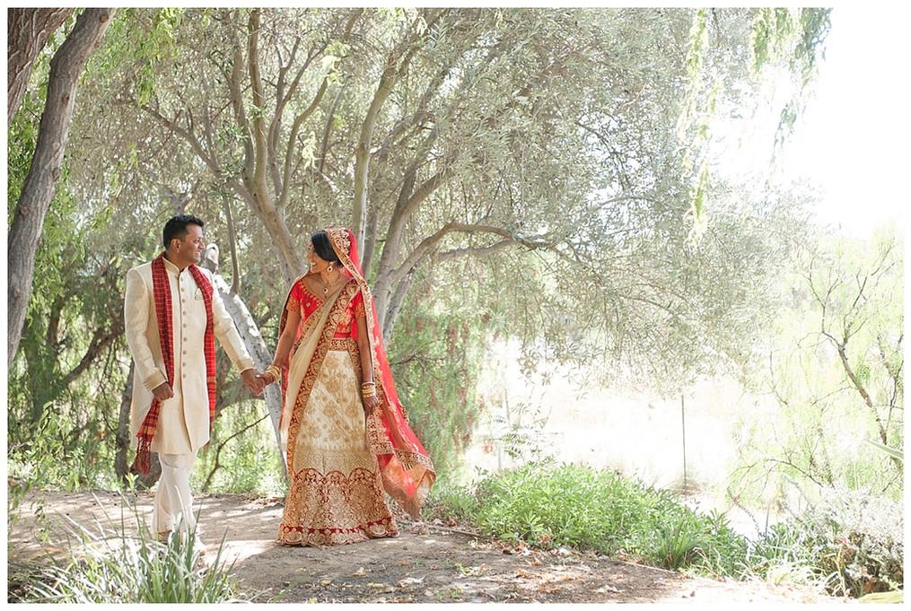 Ketu + Reena's Wedding at Castillos & Guglielmo Winery