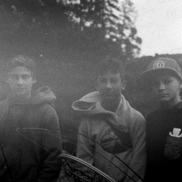 Alex, Yishai, and Drake