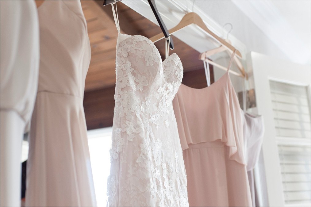 A Classically Dreamy Wedding at The Fitz Place