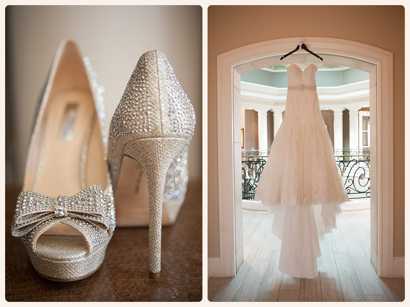 Lavender and Diamonds at Silver Creek Country Club
