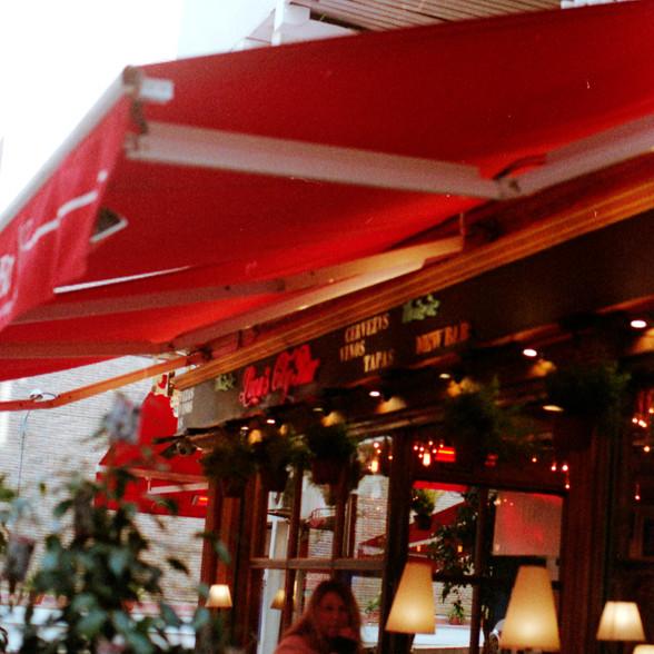 Sevilla, Cafe