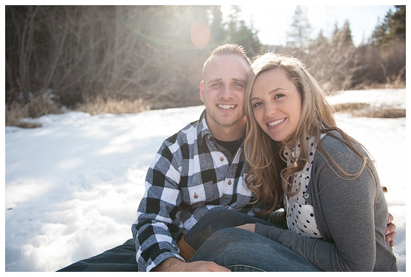 Danielle & Austin...Love at Lake Tahoe