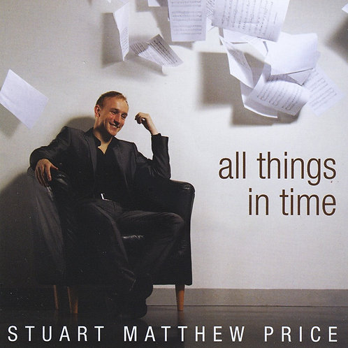 All Things In Time - Stuart Matthew Price