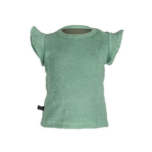 חולצת פיות ירוקה
