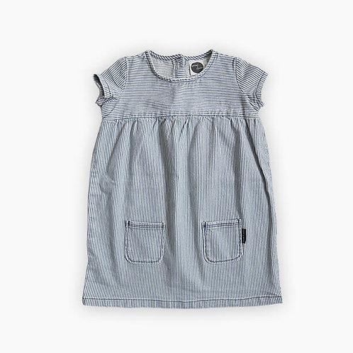 שמלת ג'ינס כיסים