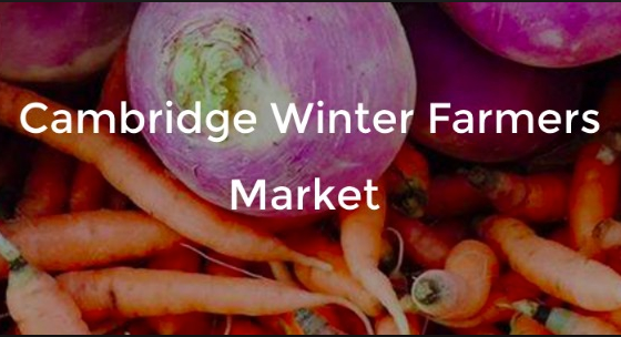 Jan 19, 2019 - Cambridge Winter Farmers Market