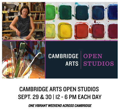 Can't wait for Cambridge Open Studios