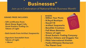Celebrate National Black Business Month