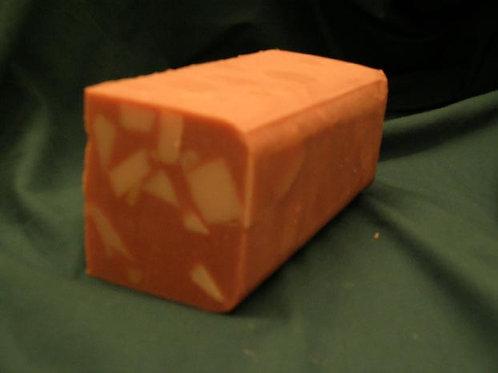 Cinnamon Soap Loaf