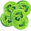 Thumbnail: Round Green Apple Loofah Soap