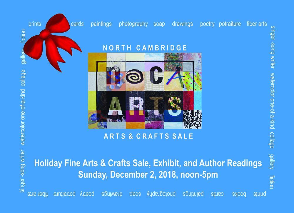 Holiday Craft Show at Cadbury Commons