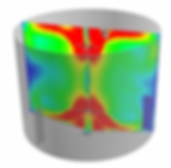 Digester, CFD model