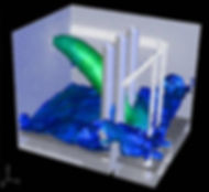 Pumping Station CFD model